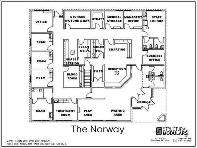 Norway Floor Plans