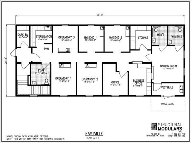 Eastville Floor Plans