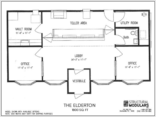 Elderton Floor Plan