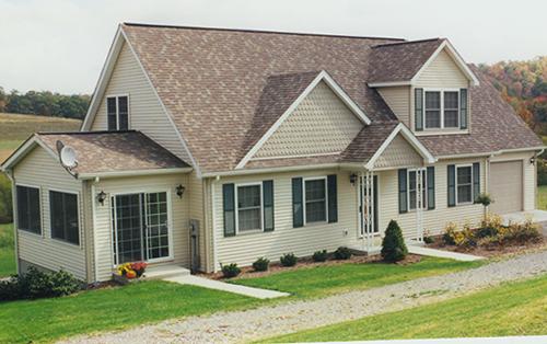 Structural Modulars' Cape Cod Custom Modular Homes