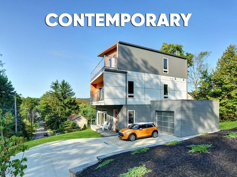 SMI Contemporary Floor Plans