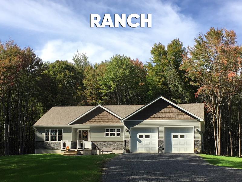 SMI Ranch Floor Plans
