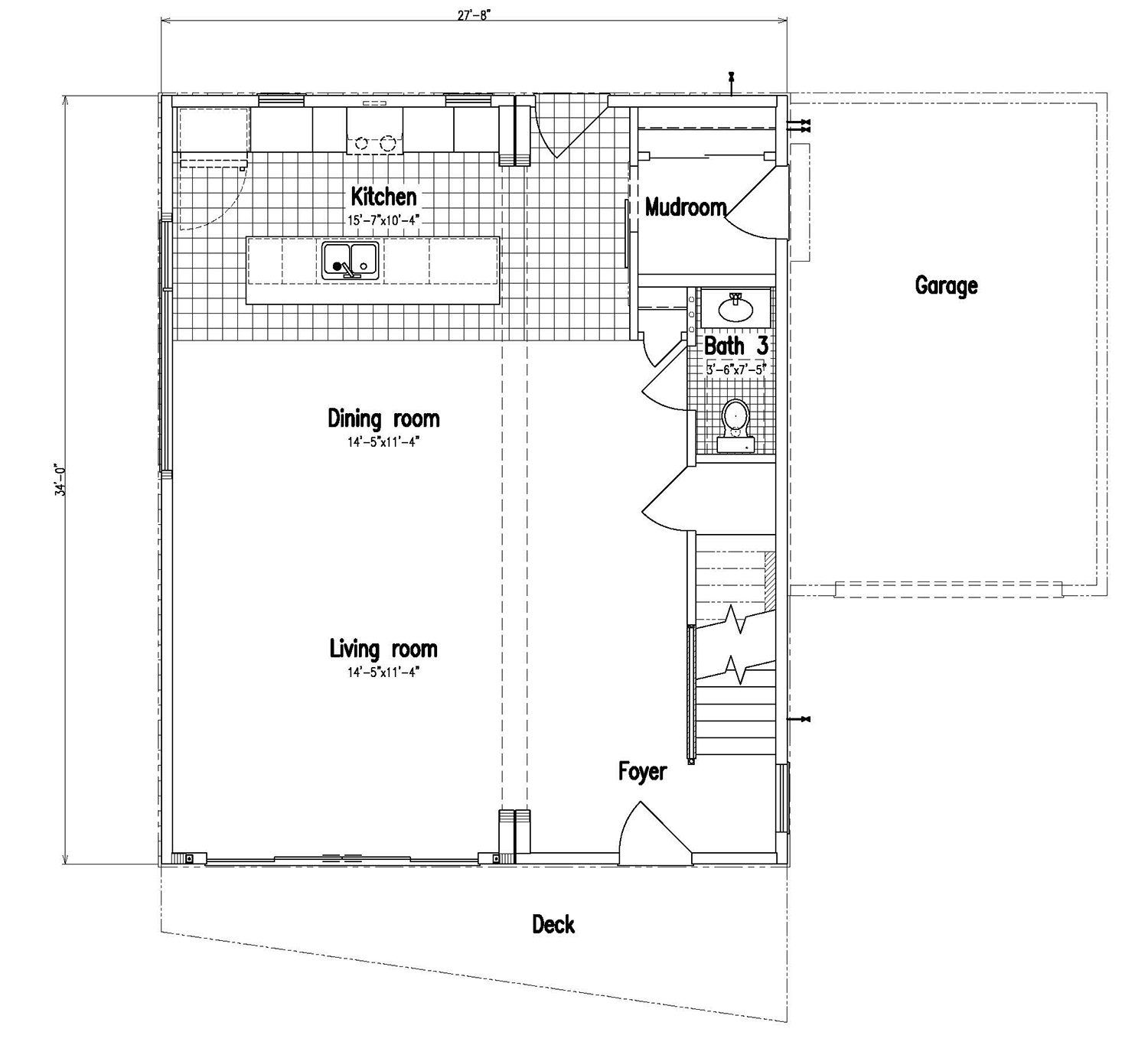 Seweckley Floor Plan 1