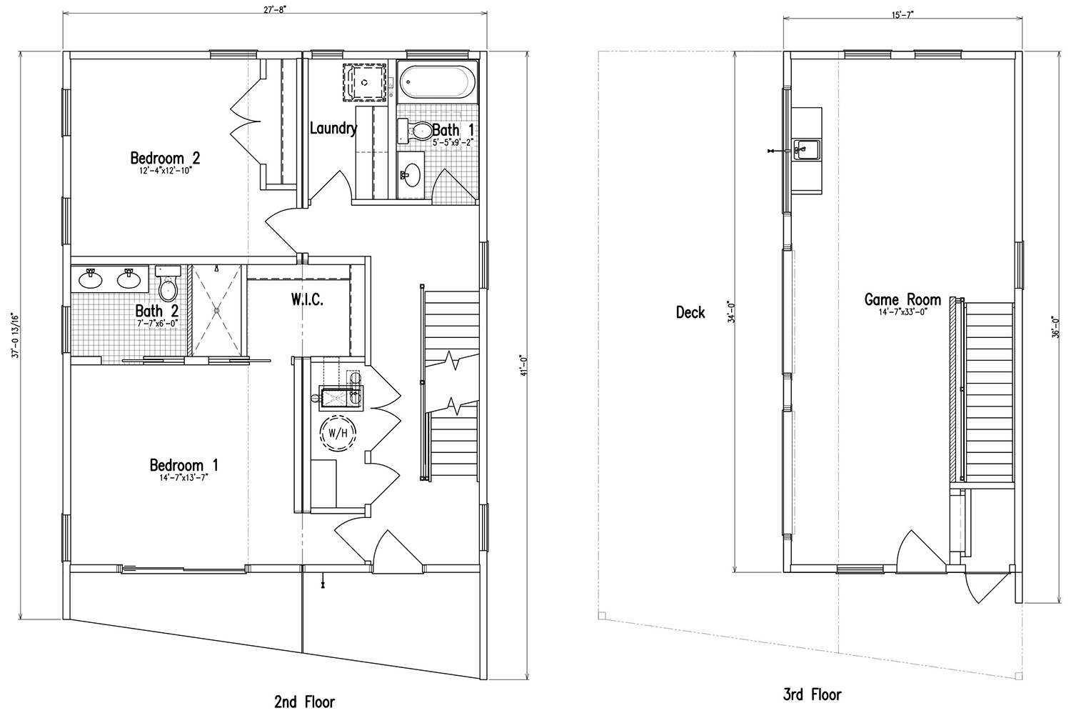 Seweckley Floor Plan 2